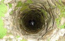 نجات یک تولهسگ از عمق چاه