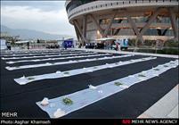 بازدید رایگان ۱۳۰۰ کودک بی سرپرست از برج میلاد