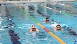 مهدی انصاری به فینال صد متر پروانه صعود کرد