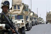 ارسال تعزيزات عسكرية الى شرق الرمادي
