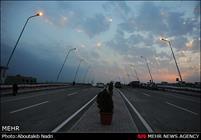 پل روگذر داروپخش اردبیل افتتاح شد/ تاکید به توسعه مناطق محروم