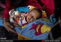 فیلم/ ترک اعتیاد یک نوزاد معتاد به هروئین