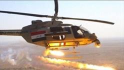 """تدمير خمس مفخخات ومقتل 40 ارهابیا من """"داعش"""" شمال الرمادي"""