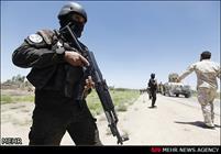 هلاکت یک بمبگذار داعشی در نزدیکی دکل های برق استان نینوای عراق