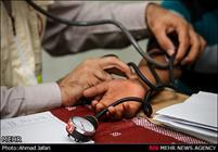 ویزیت رایگان به مناسبت روز پزشک در روستای چه چکور بندرعباس