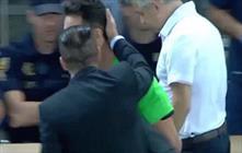 سرمربی تیم فوتبال اتلتیکو مادرید هشت جلسه محروم شد