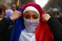پیرس حملے، برطانیہ میں مسلمانوں سے نفرت کے واقعات میں 300 فیصد اضافہ
