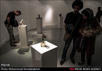 اتمام مرحله اول داوری یازدهمین نمایشگاه سالانه مجسمههای کوچک