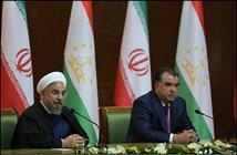ایران و تاجیکستان بخش های یک بنای رفیع در این منطقه هستند
