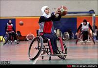 شکست تیم ملی بسکتبال باویلچر بانوان برابر چین