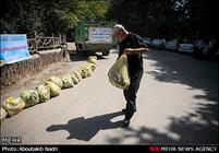متهم ابهری آزادراه زنجان به قزوین را پاکسازی میکند