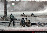 دعای حاج احمد برای خرمشهر/ استحکامات دفاعی عراق تقویت شد