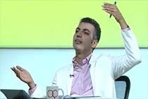 عادل فردوسی پور - برنامه نود