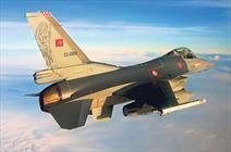 طائرات حربية تركية تقصف مناطق حدودية شمال العراق