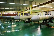 Unveiling of Iran's new land-based cruise missile 'Soumar