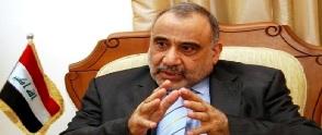 عادل عبدالمهدي يتفقد إجراءات حظر التجوال في بغداد