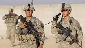 قوات أميركية بالعراق تستعد لاجلاء متعاقدين اثر تهديدات
