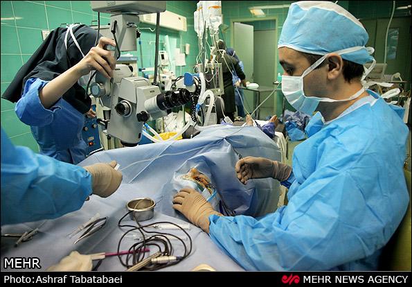 هزینه عمل انحراف چشم بیمارستان فارابی