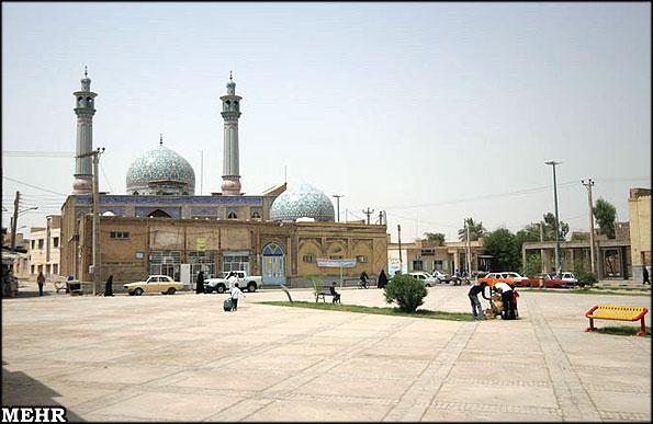 خرمشهر،شوراي،منطقه،شهر،نظامي،شهري،بازديد،طرح،ربيعي،راهبردي