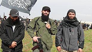 چچنی ها در سوریه