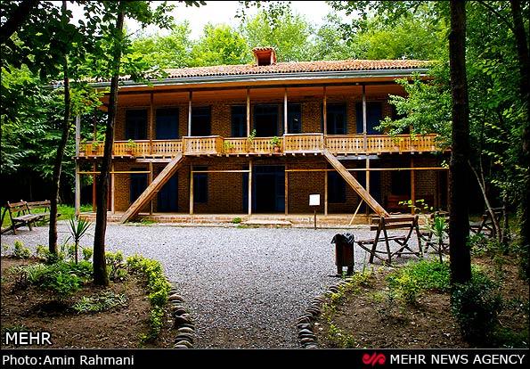 موزه میراث روستایی گیلان در سراوان
