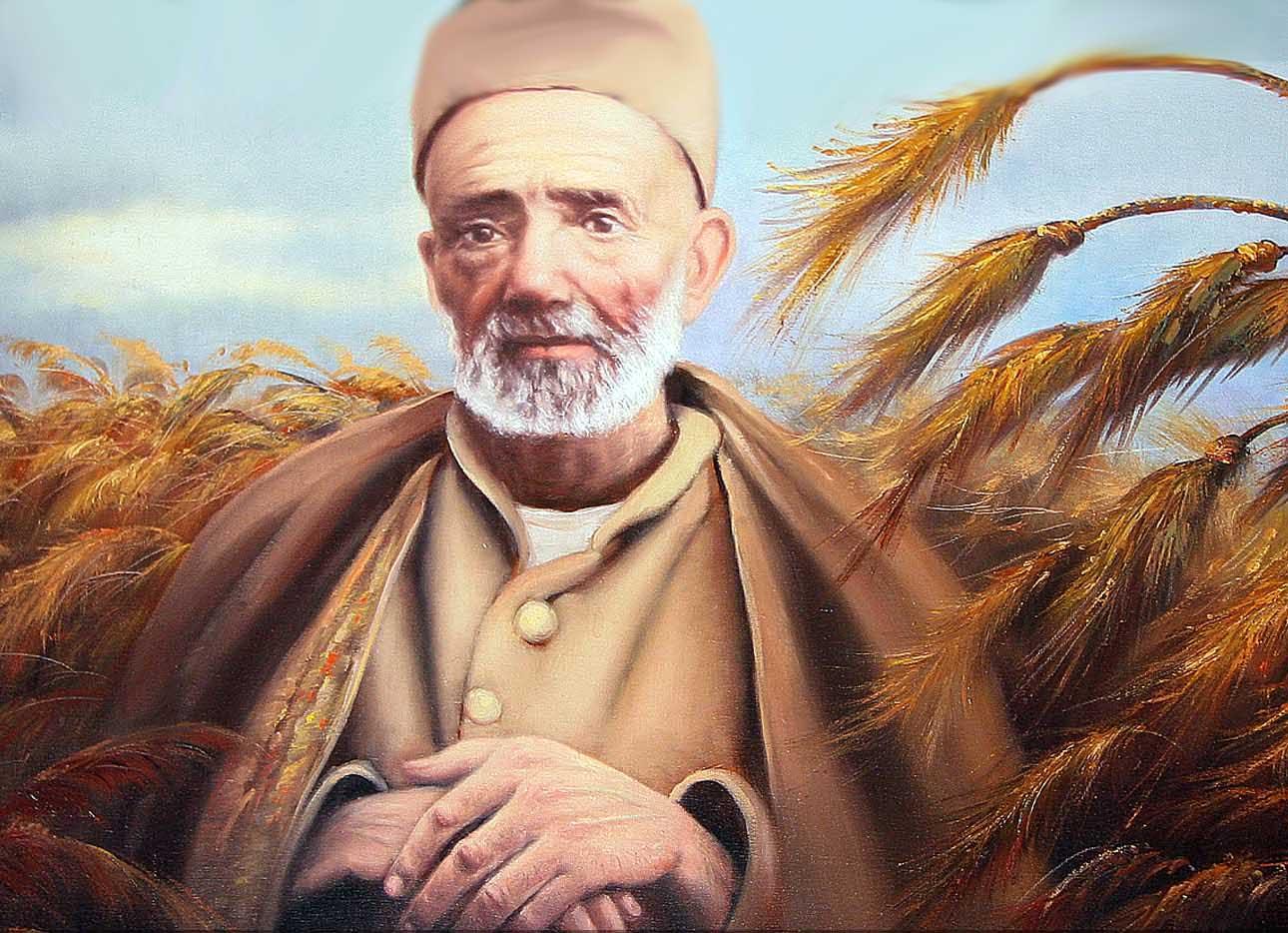 کربلایی کاظم ساروقی حافظ کل قرآن