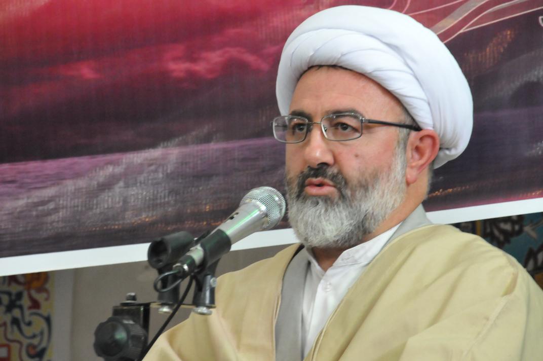 نتیجه تصویری برای حجت الاسلام عباس امینی