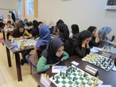 شطرنج در بین ورزشهای بانوان مظلوم است