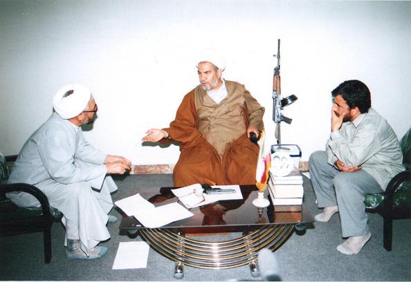 Image result for حجتالاسلام غلامرضا حسنی