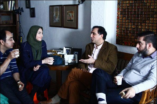 هانیه توسلی در  «سه ماهی» با بازی هانیه توسلی کلید خورد - خبرگزاری مهر ...