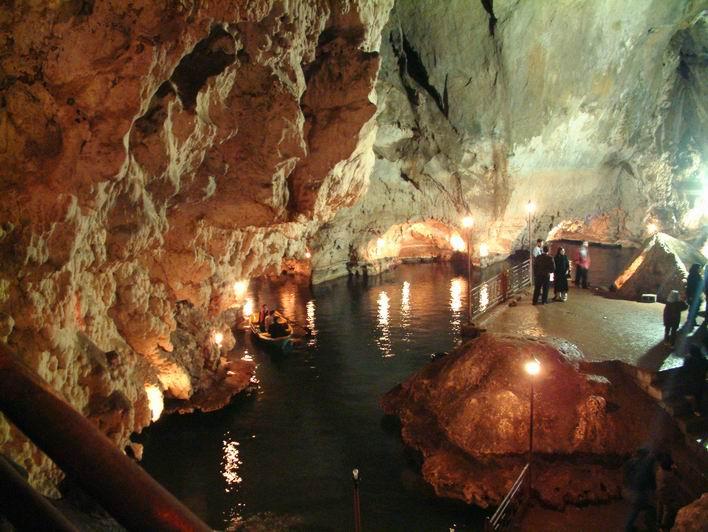 قیمت بلیت غار سهولان