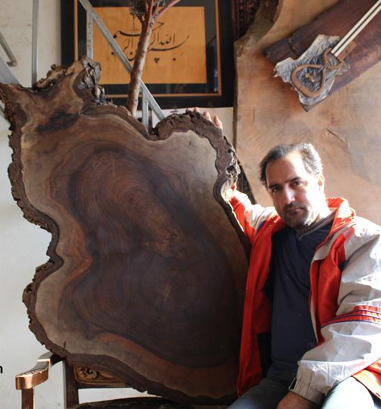 قیمت چوب درخت گردو