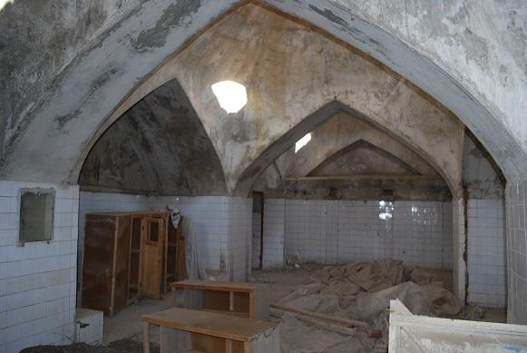 نتیجه تصویری برای حمام تاریخی سید بروجرد
