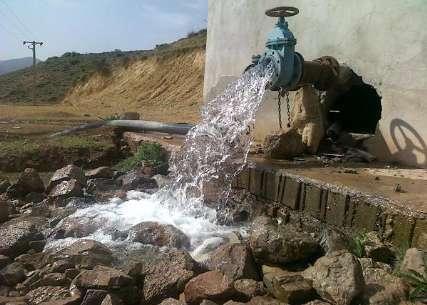 افتتاح آب رسانی به روستا ها در بروجرد