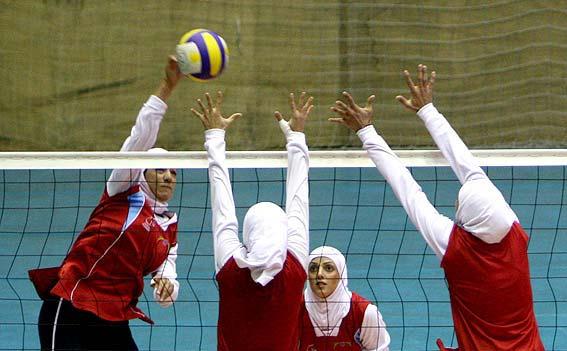 عکس ورزش والیبال