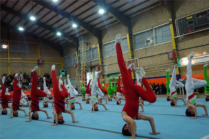میزبانی اردبیل برای مسابقات ژیمناستیک دانشآموزی در سال آینده