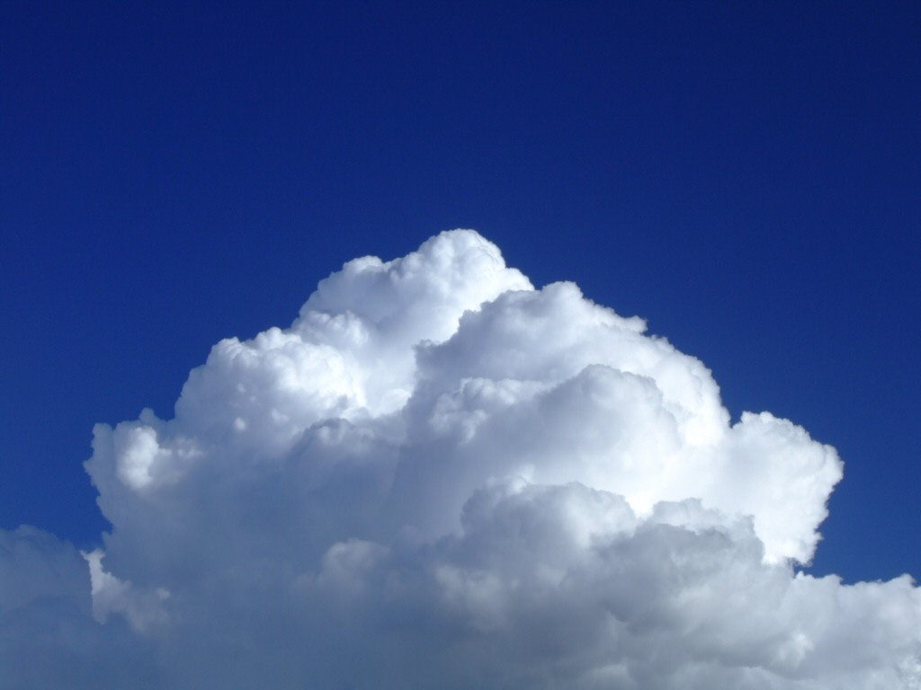 blue cloud with rainbow wallpaper - photo #39