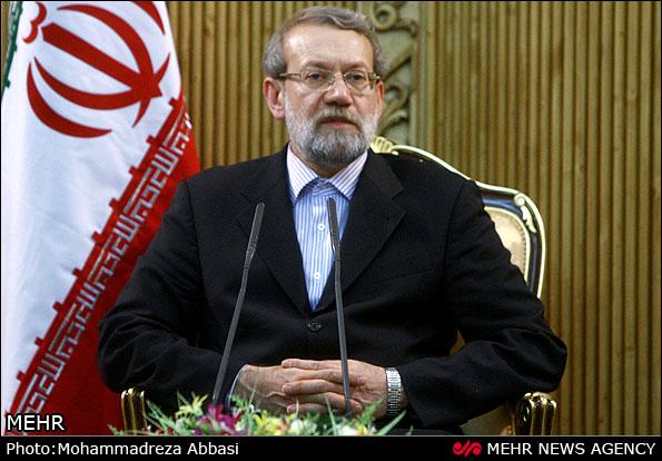 بازگشت رئیس مجلس شورای اسلامی از سوئیس