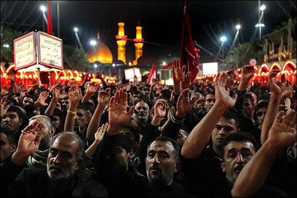 Image result for امام حسین و عزاداری