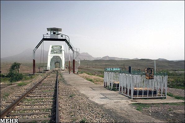 نتیجه تصویری برای راه آهن جلفا
