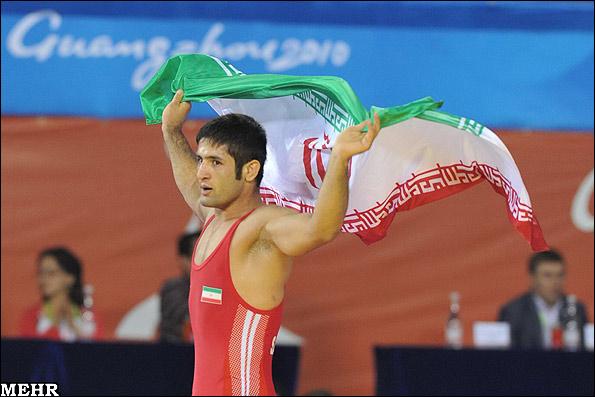 Iranian Greco-Roman wrestlers win Asian golds - Mehr News ...
