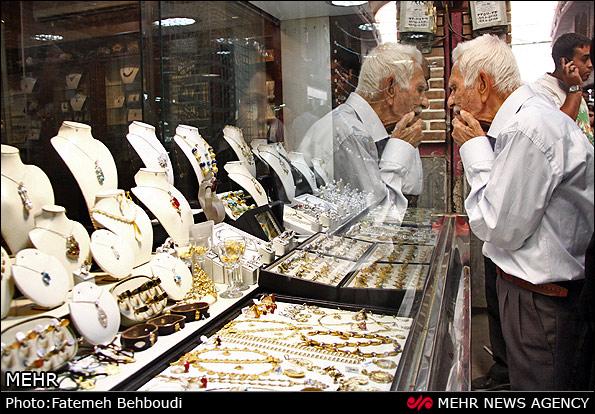 تصویر بازار بزرگ تهران