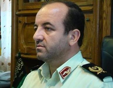 سردار امان اللهی فرمانده انتظامی استان چهارمحال و بختیاری شد