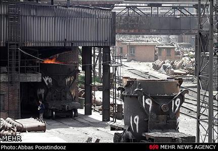 گزینه های تحمیلی عامل تعطیلی/ذوب آهن کردستان دلخوش به وعده احیاست