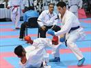 سعید احمدی قهرمان کاراته جهان