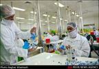 افتتاح خط تولید مایع دیالیز