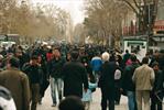 بیکاری اشتغال جمعیت مردم تهران شغل افزایش جمعیت