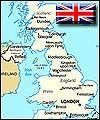 پرچم و نقشه انگليس